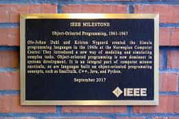 IEEE simula-plakett